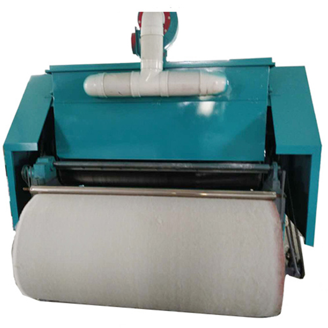 Cotton Carding Machine
