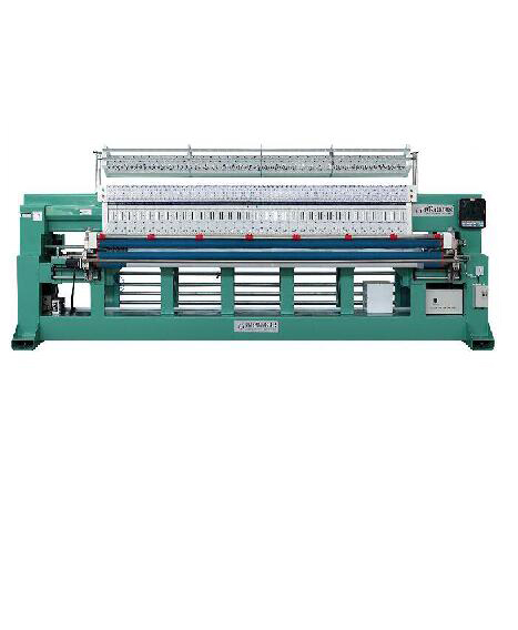 Hot selling three-row needle quilting machine