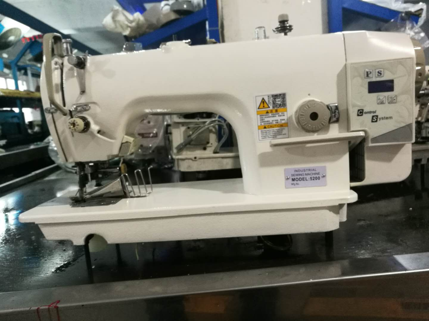 Export Sewing Edge Tape Machine to Bahrain