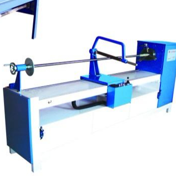 Good quality fabric roll cutter machine price