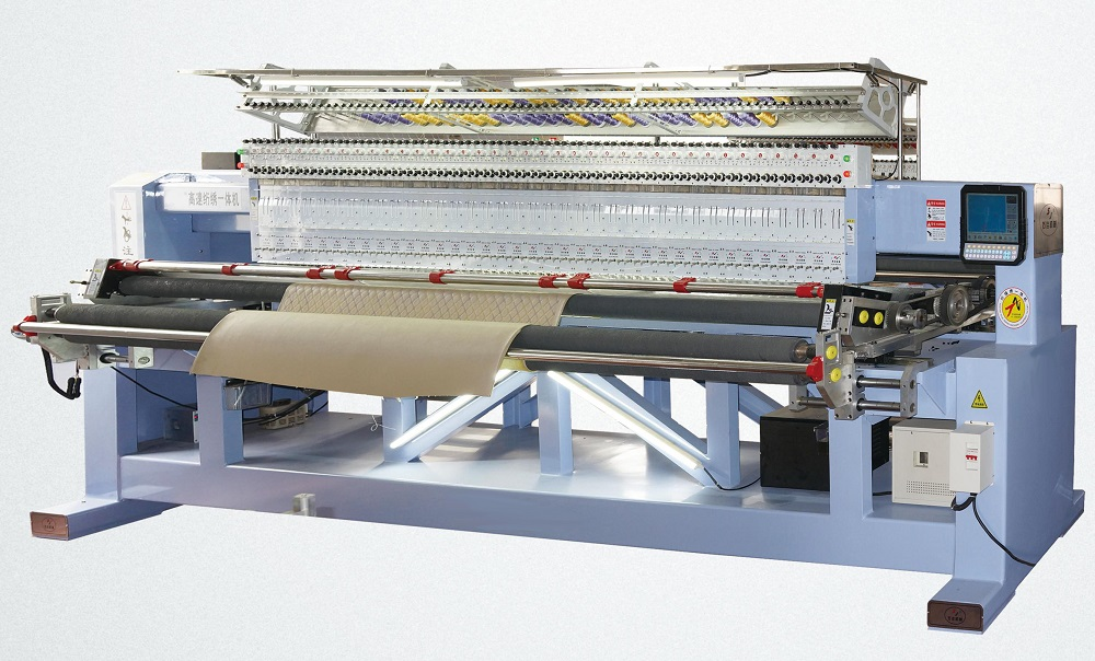Best quality Competitive Price Of used computerized quilting embroidery machine