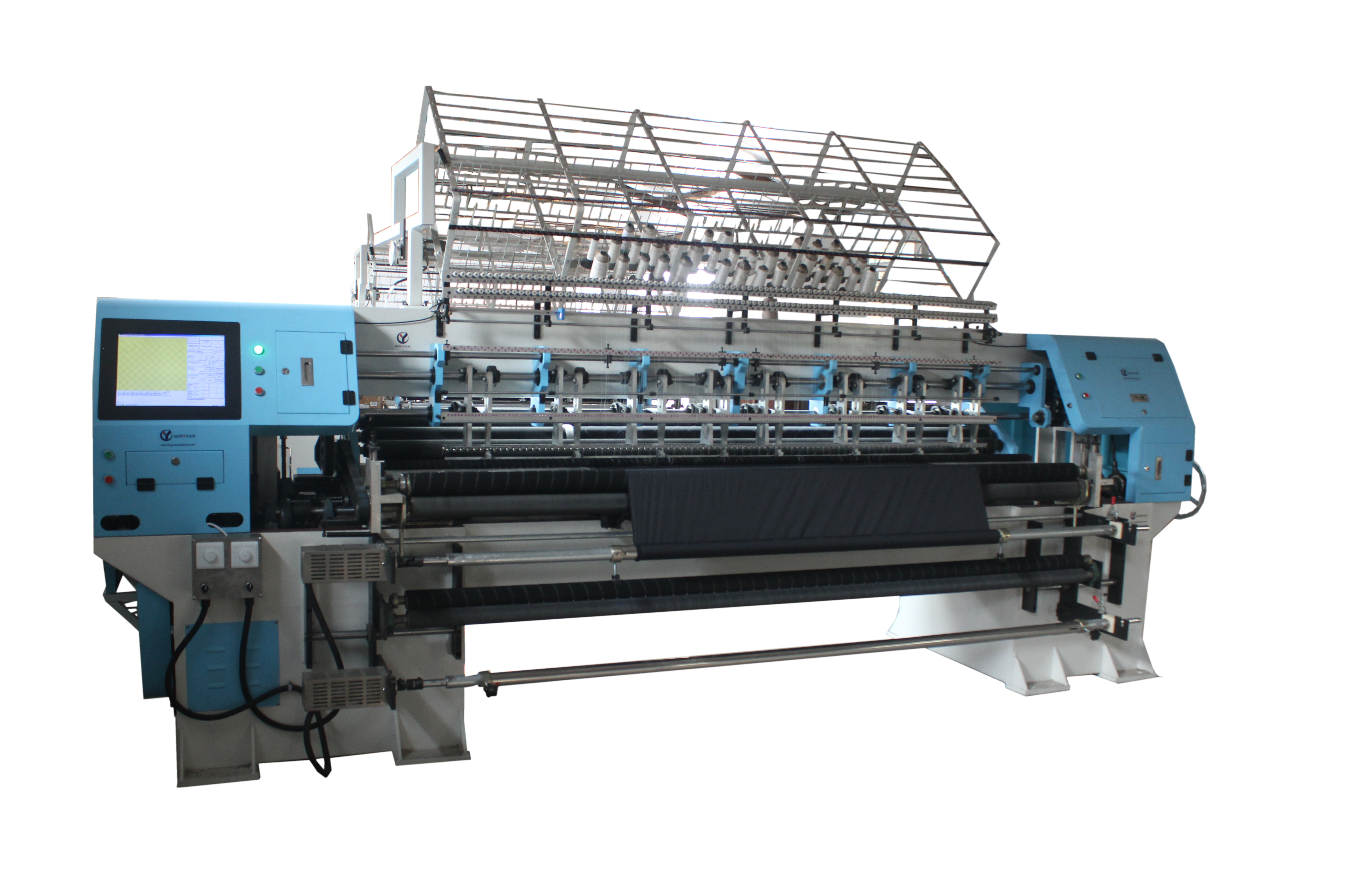 machine quilting for beginner, qinyuan patchwork sewing and quilting machine