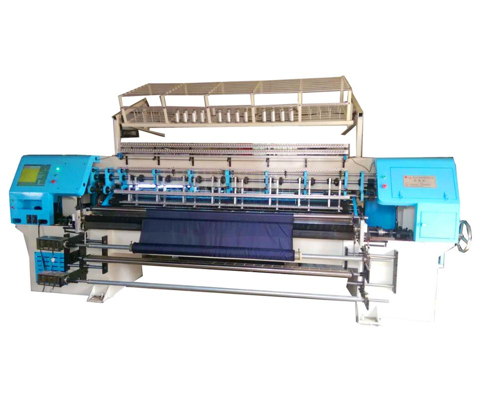 Industrial quilt mattress machine kwa/g series machine textile production of blankets