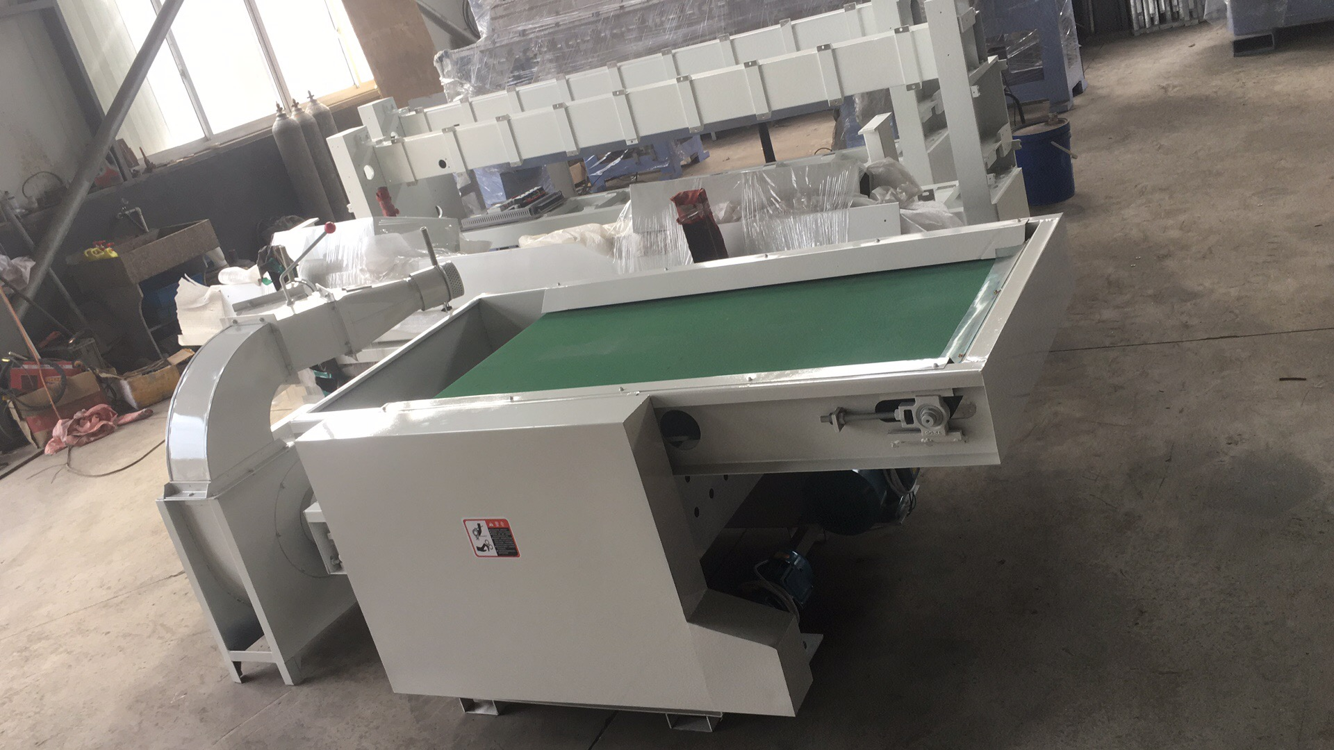 Export Pillow filling machine to Georgia