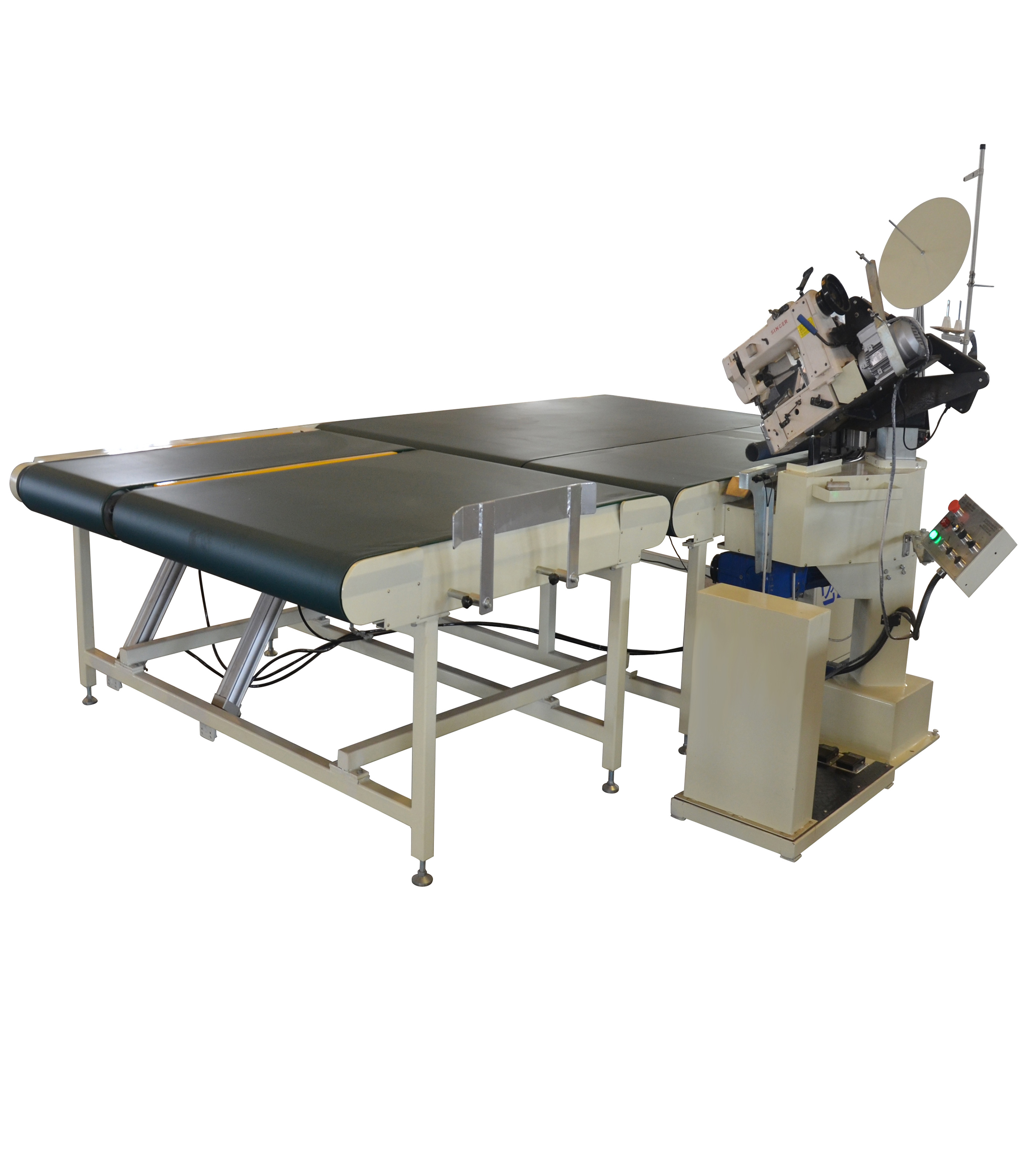 Best Selling Favorable Price Mattress Sewing Making Machine
