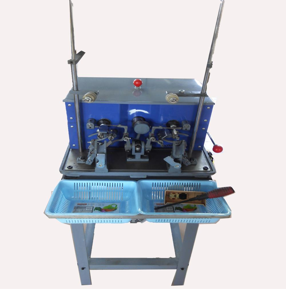 Hot selling manufactory of automatic bobbin winder for Pakistan Indian 2 spindle bobbin winding machine factory