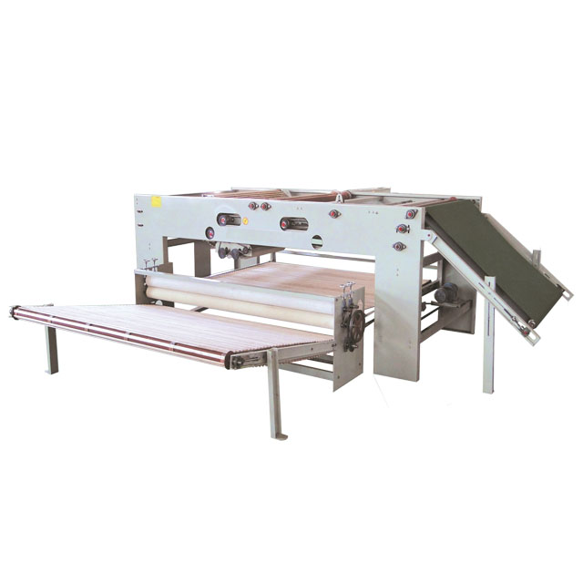 Cross lapper for quilt core production line,feeding machine for padding production line