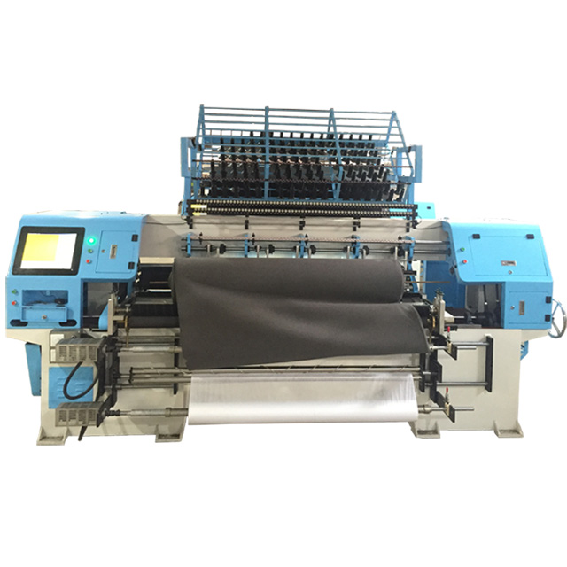 Commercial Low Price Hot Sale High Speed Automatic Shuttle Multi-needle Quilting Machine Equipment