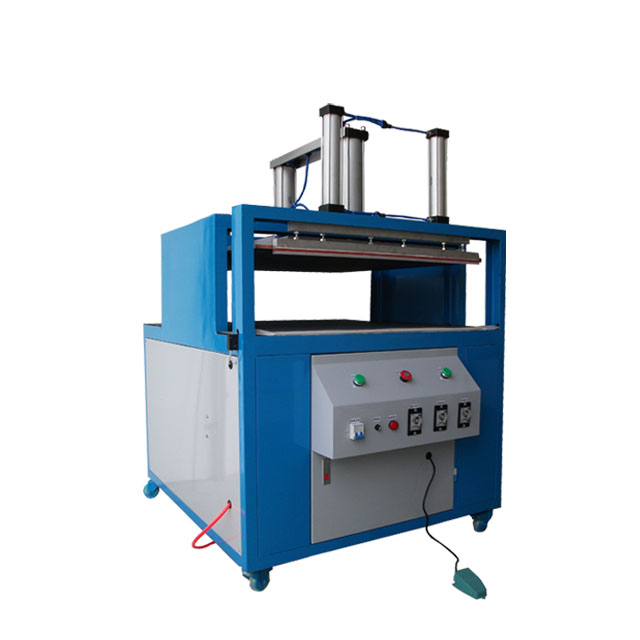 Vacuum Compress air Fiber pillow Packing Machine