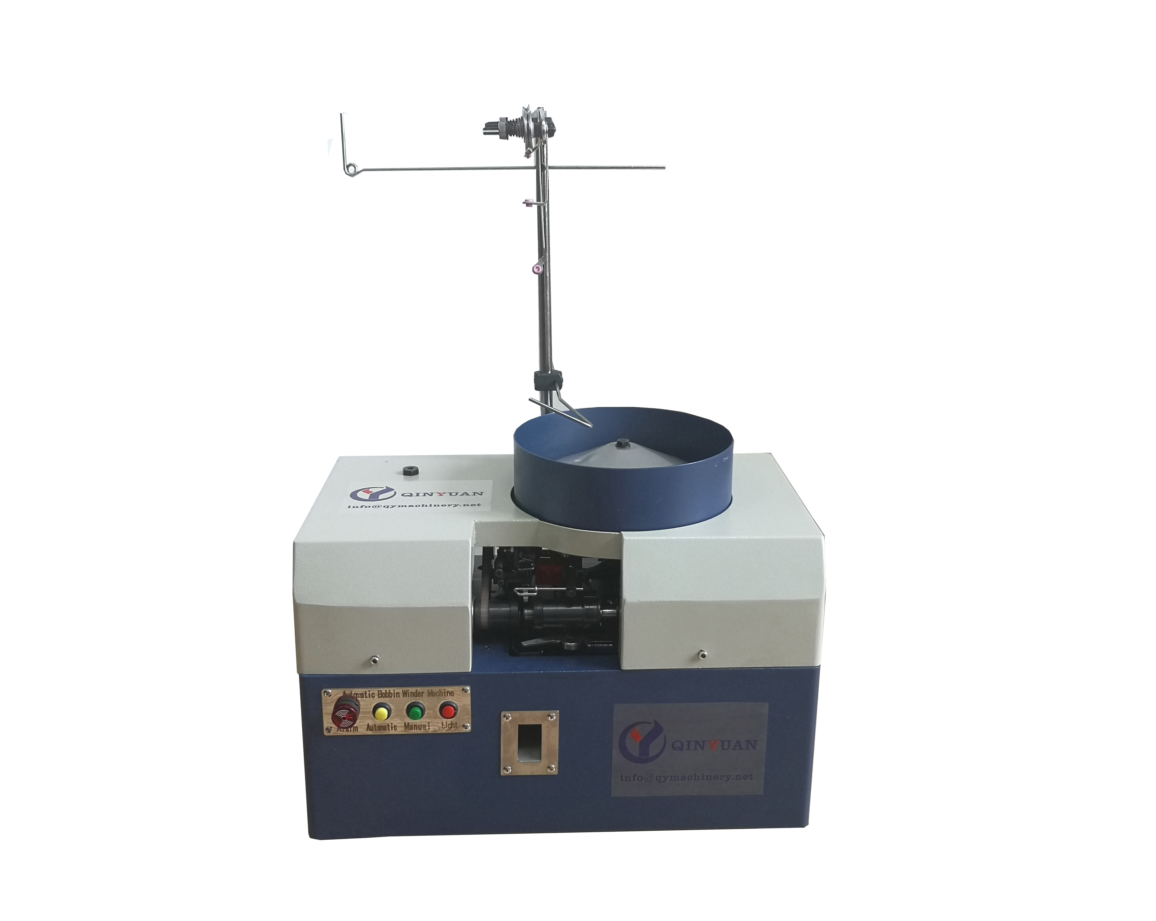 Electric Yarn Automatic Cheap Bobbin Winder Machine For Embroidery Machine To Turkey