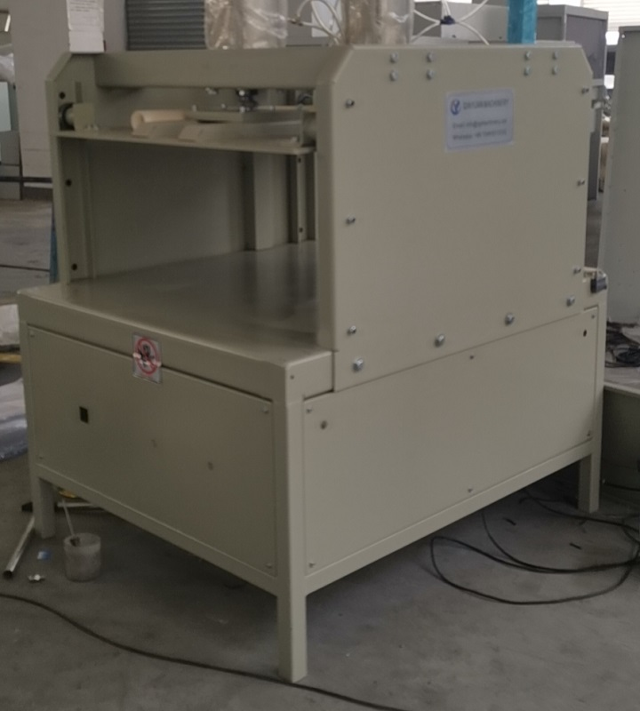 Export pillow pressing machine to America