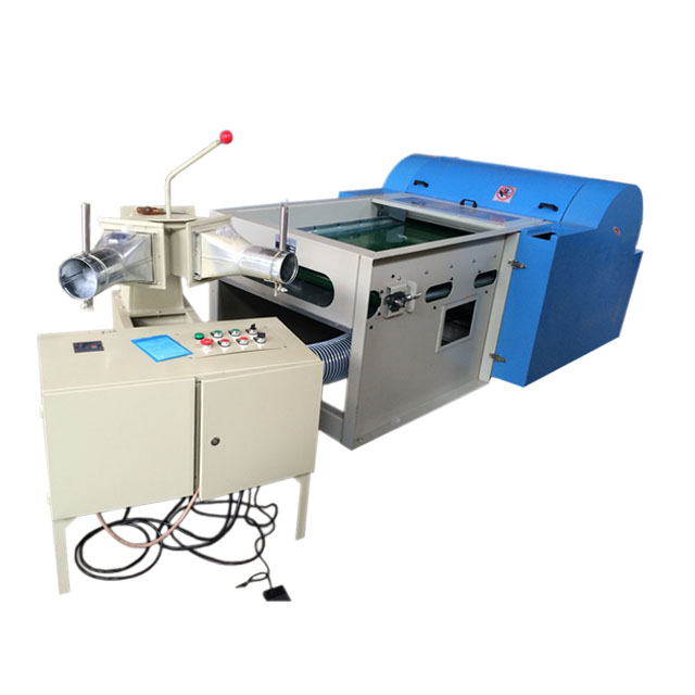 industrial automatic pillow filling machine